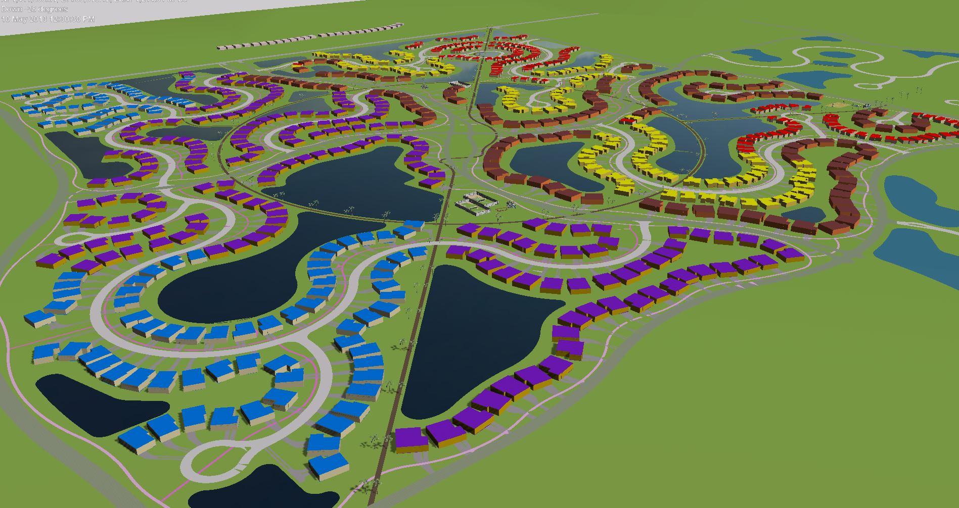 VIERA Architect Magazine Rick Harrison Site Design Studio - Florida map viera