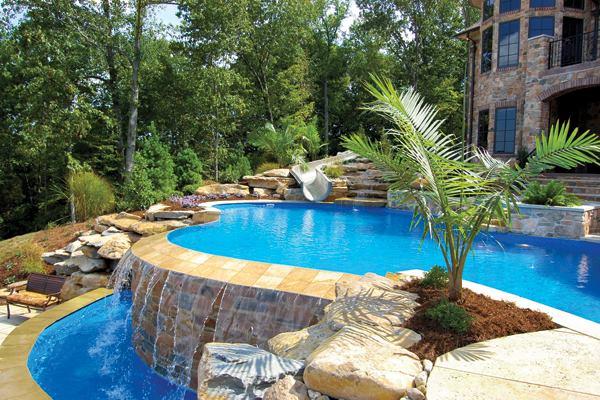 Hidden Haven Pool Amp Spa News Award Winners Design