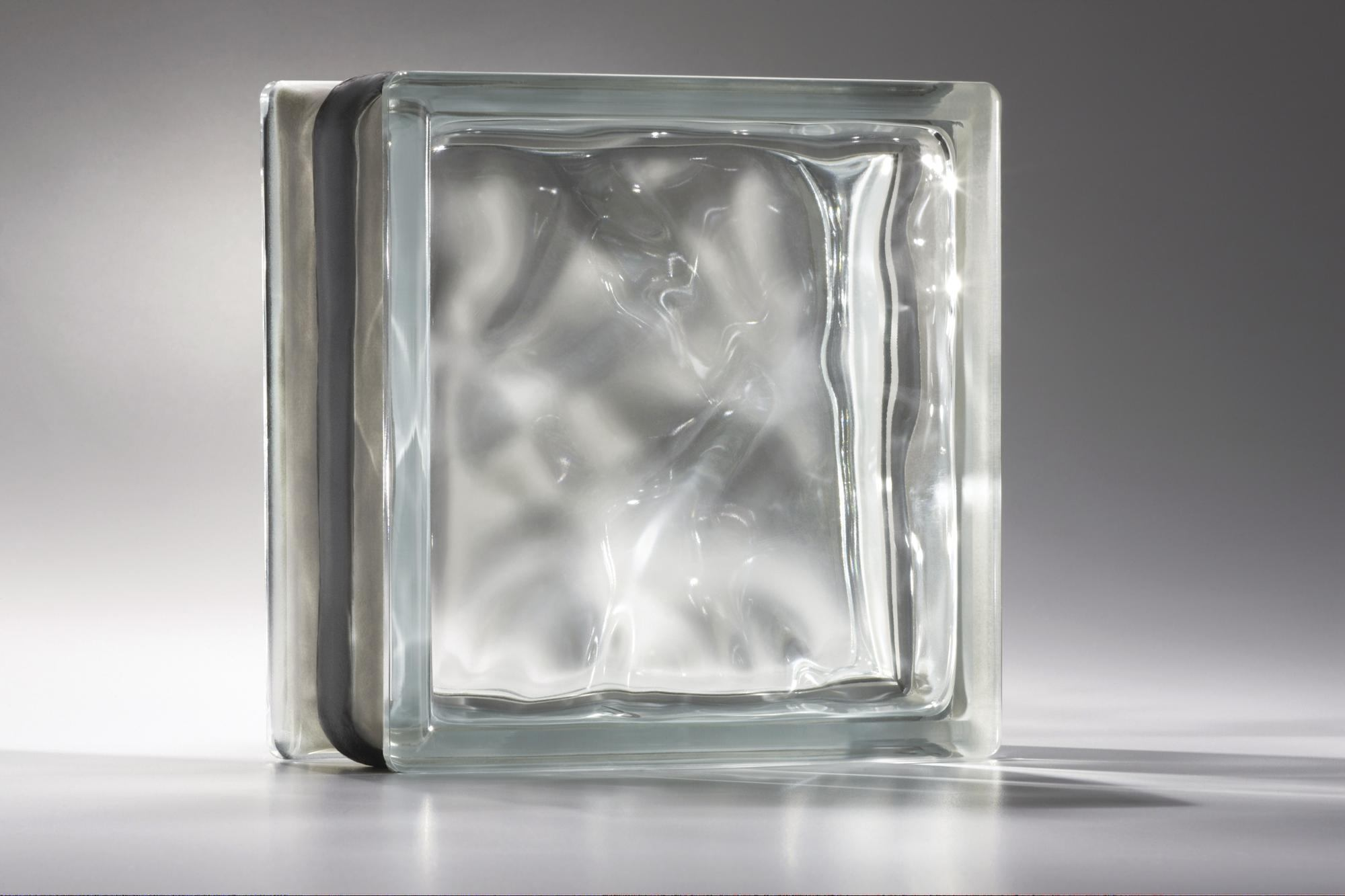Lightwise glass block panels from pittsburgh corning for Glass block r value