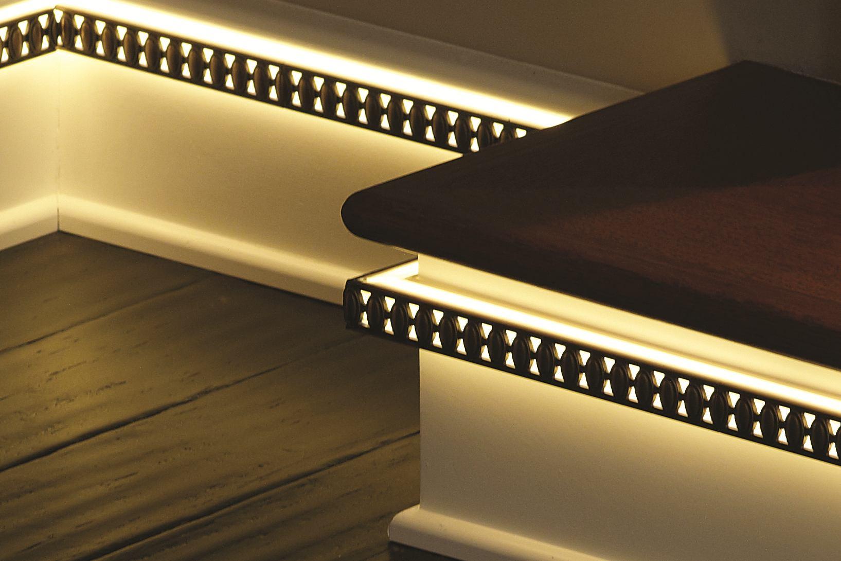 Light Integrated Trim By Keeler Builder Magazine