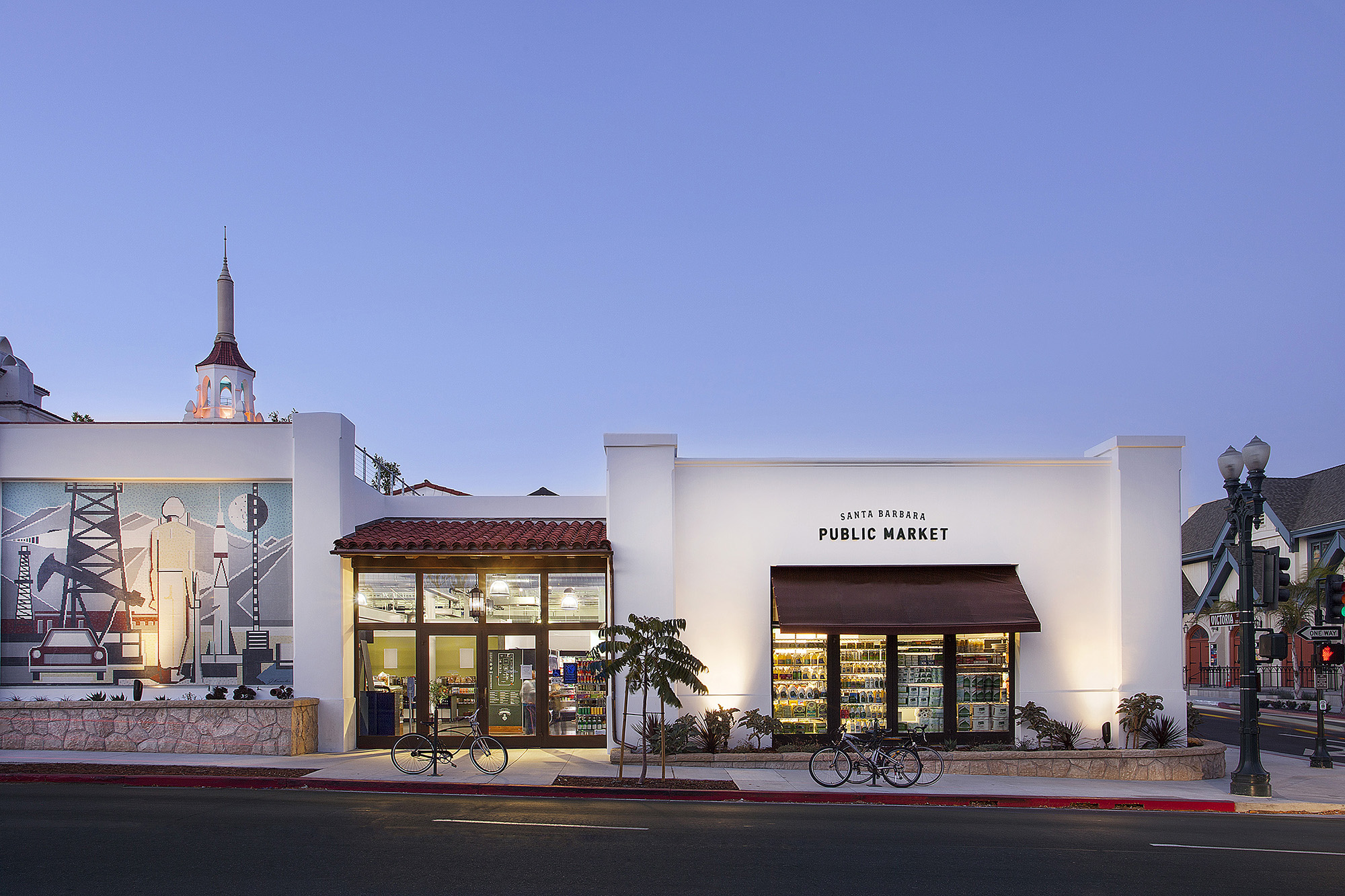 Santa Barbara Public Market Architect Magazine Cearnal
