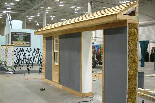 Straw Bale Sips Residential Architect Panels Carbon