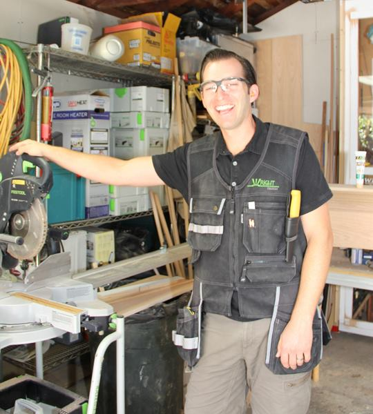 A Carpenter S Tool Vest Tools Of The Trade Work Wear