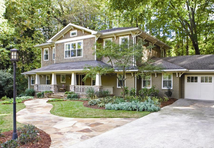 Transformative powers of before and after photos for Cost of adding a second floor to a ranch