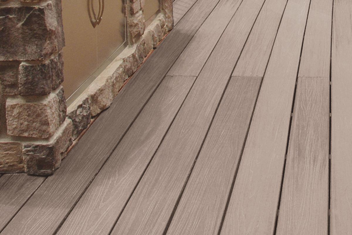 Color Capture Fiberon Decking Available In New Colors