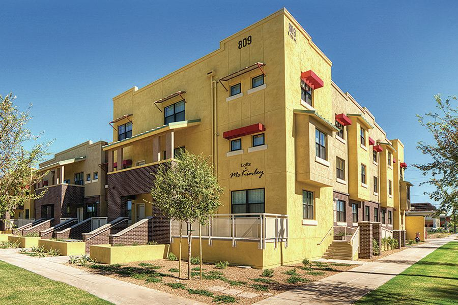 Senior Housing, Grand: Lofts At McKinley