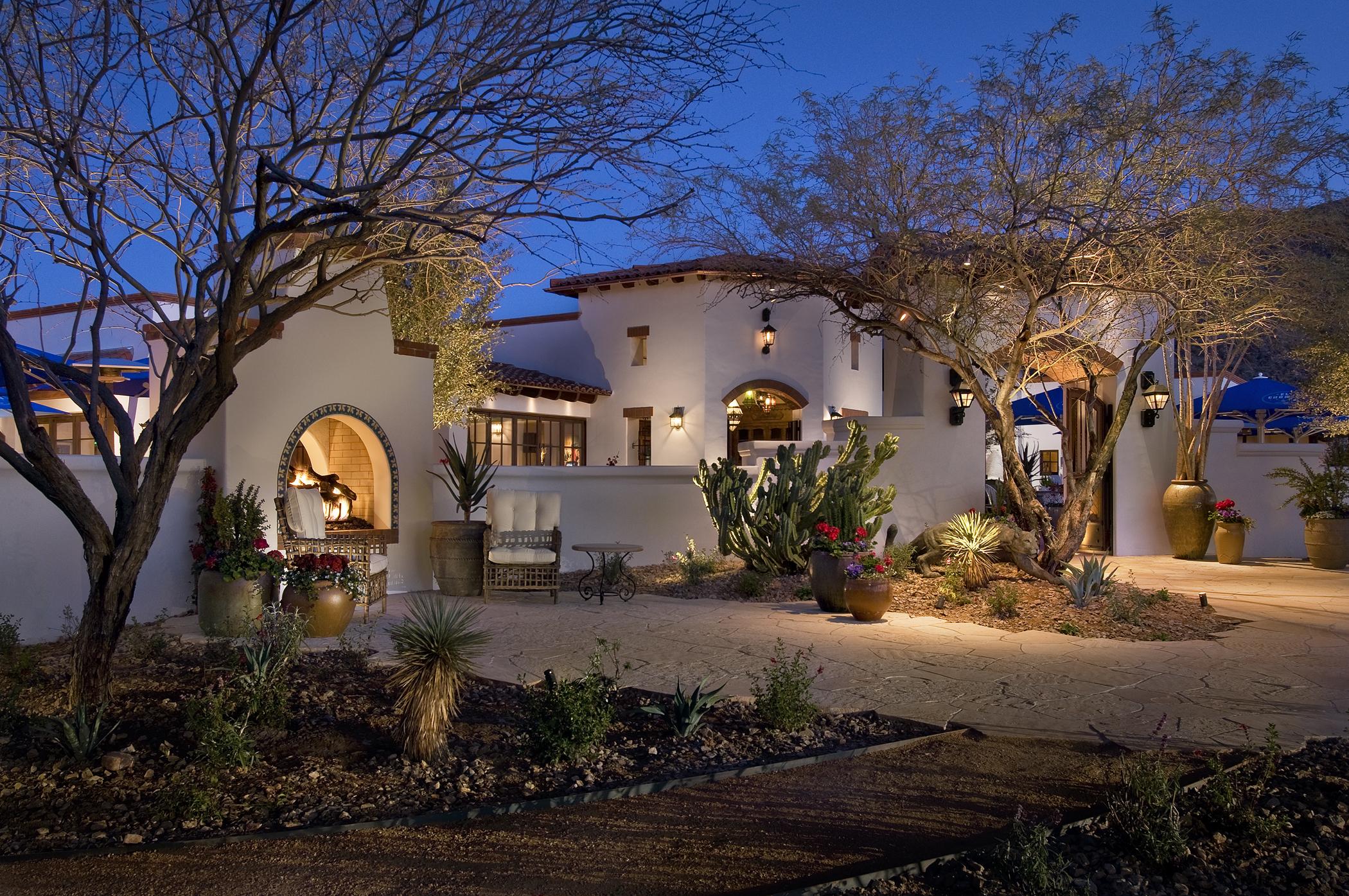 El Chorro Lodge Architect Magazine Desert Star