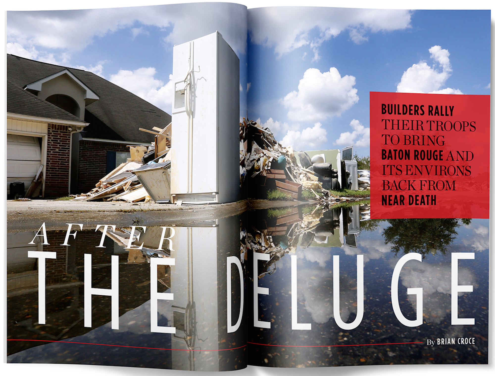 After the Deluge in Baton Rouge | Builder Magazine