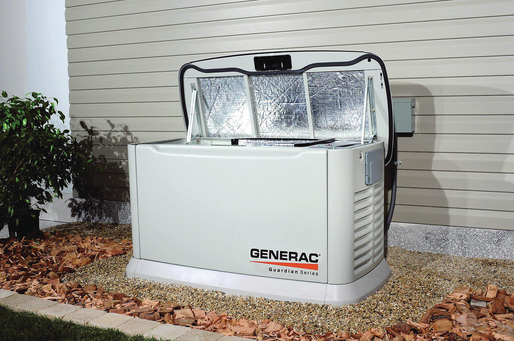 Generac Guardian Series Standby Power Generators
