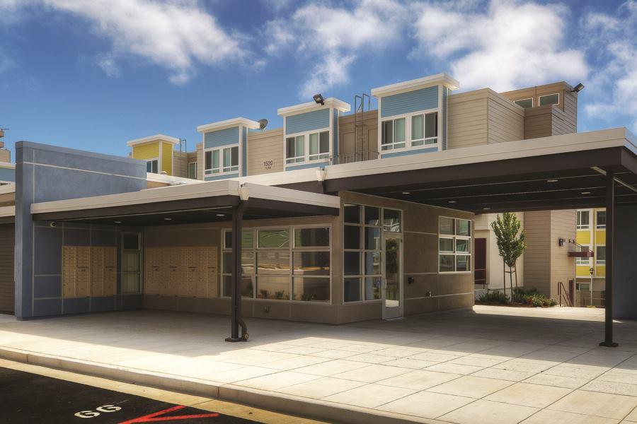 Executive Apartments San Francisco
