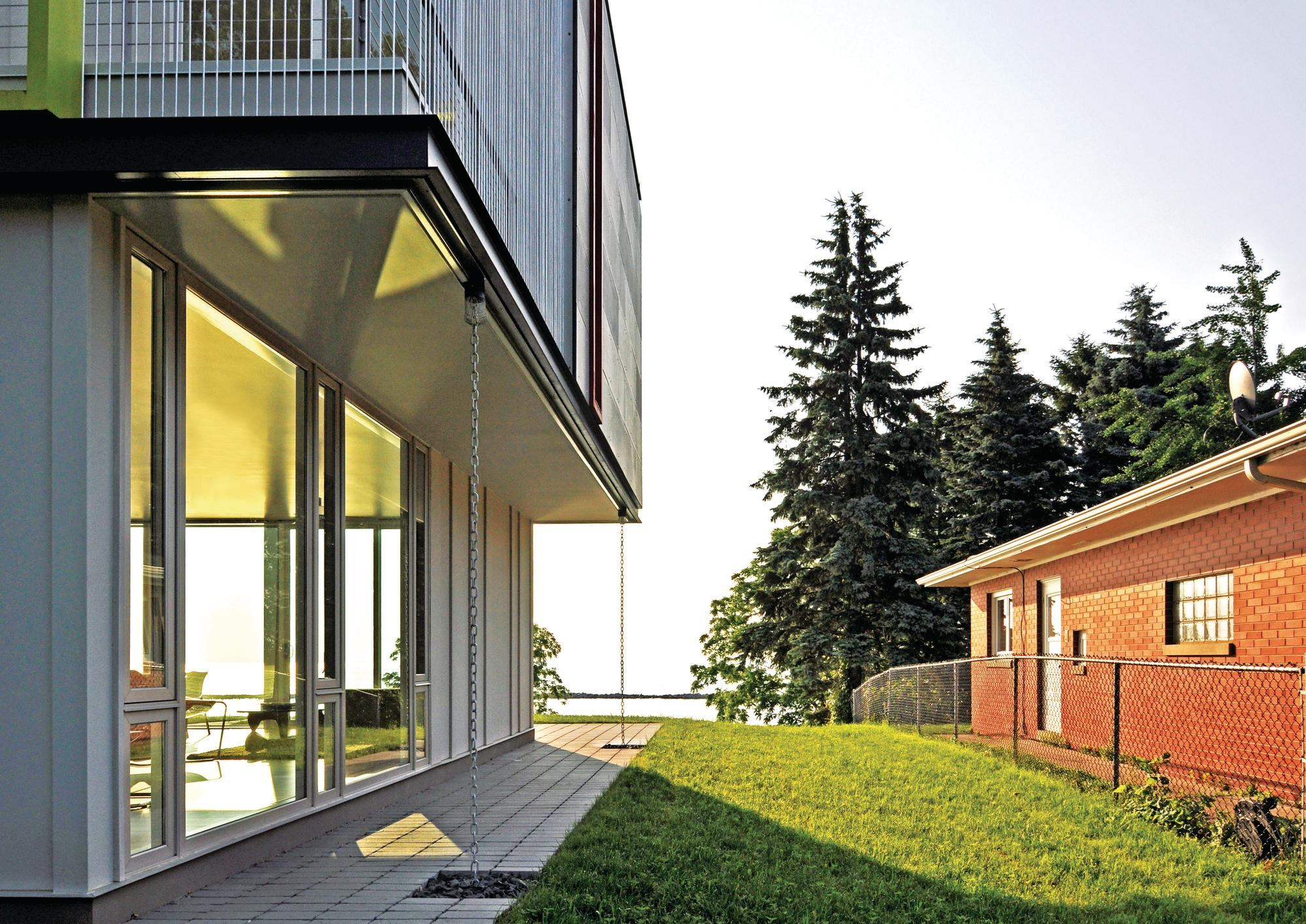 Top Firm Johnsen Schmaling Architects Custom Home Magazine