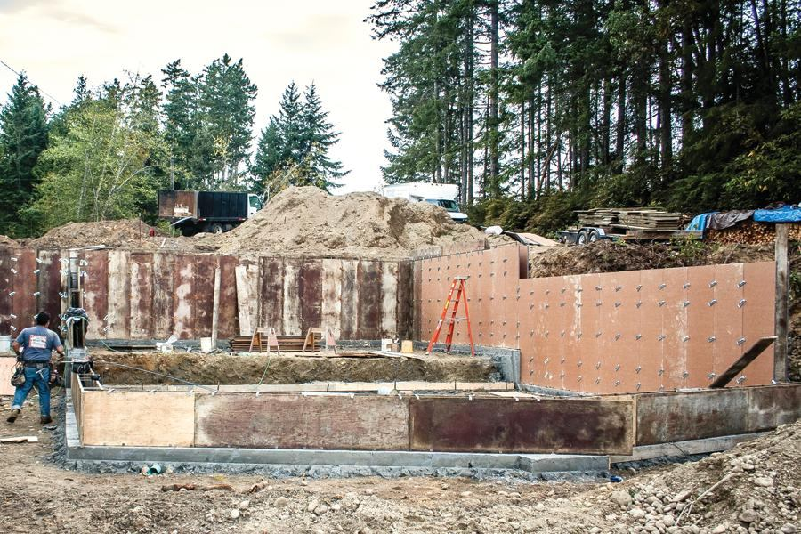 Building Stem Wall Foundations Part Ii Jlc Online