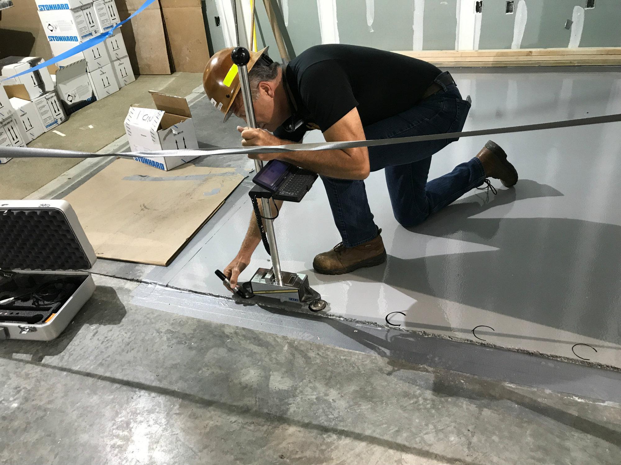 Microflat Floors Bring Unique Challenges Concrete