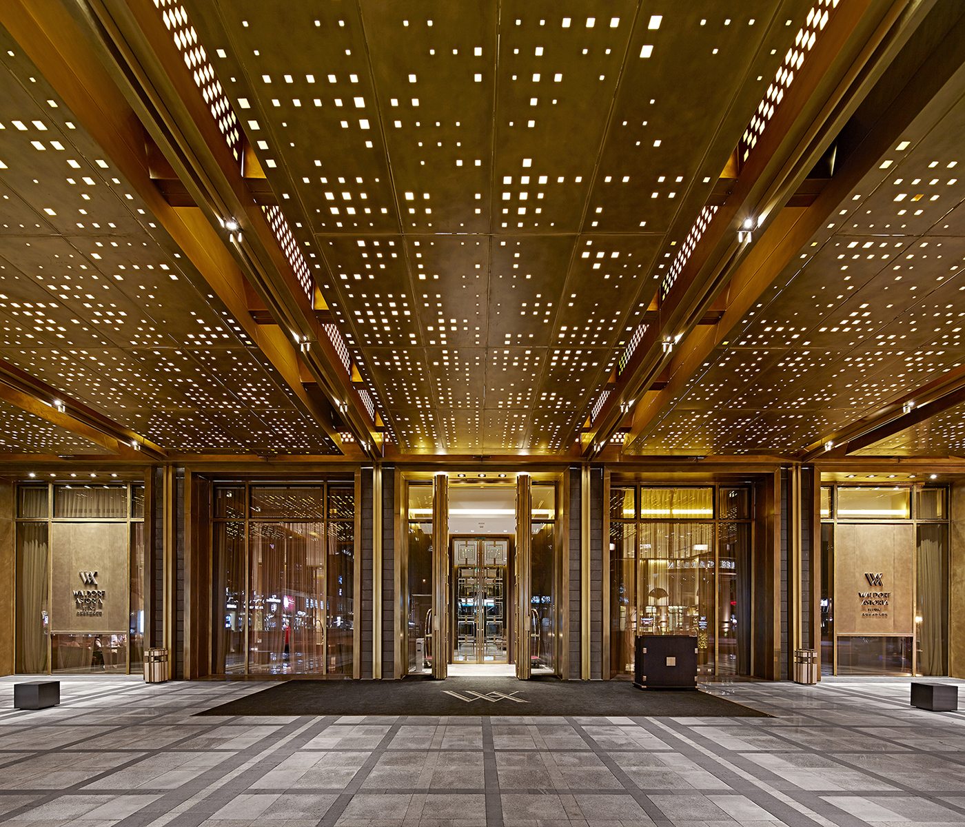 Waldorf Astoria Beijing Architect Magazine Adrian