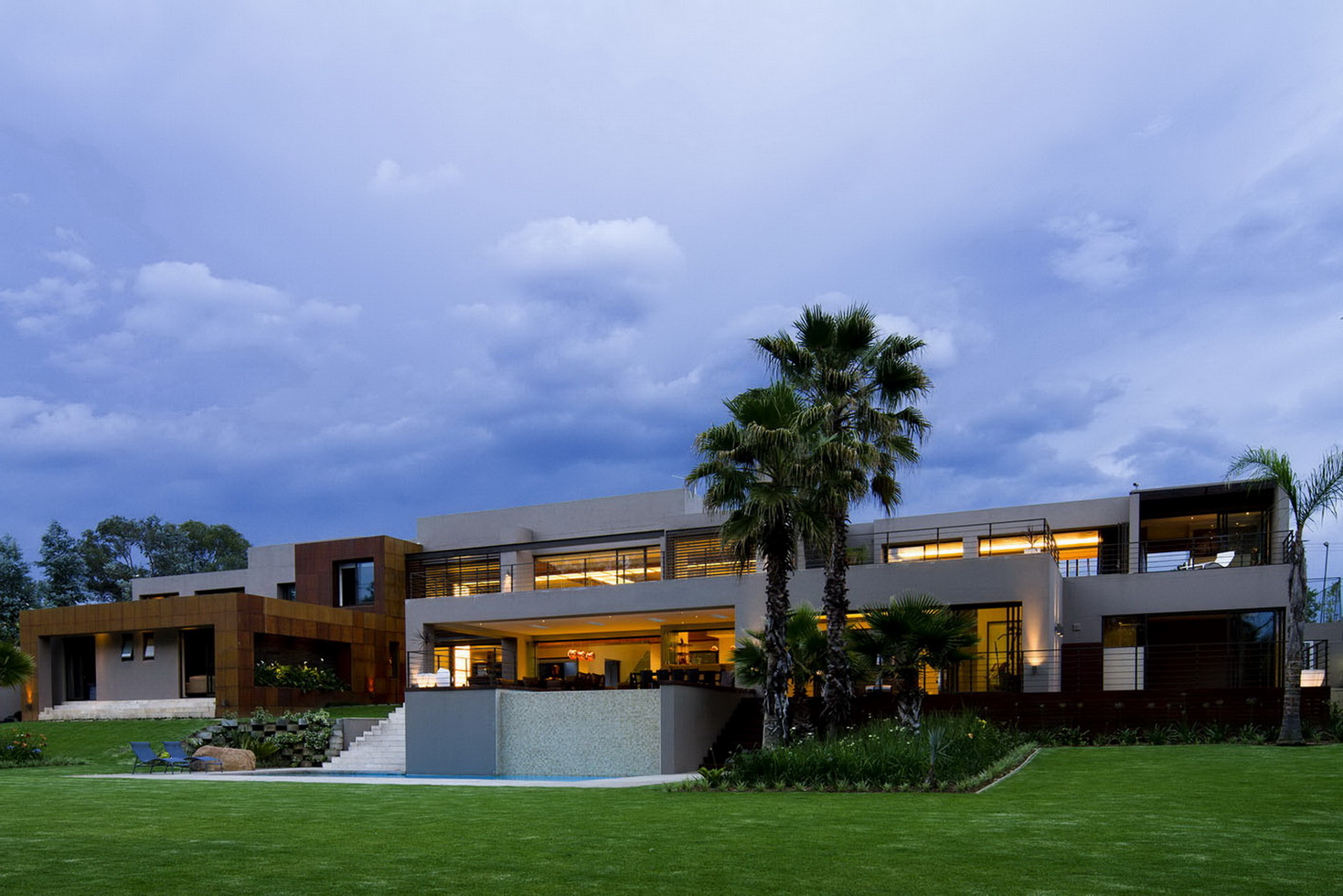 House Sed Architect Magazine Nico Van Der Meulen Architects Johannesburg South Africa Multifamily New Construction Additions And Alterations