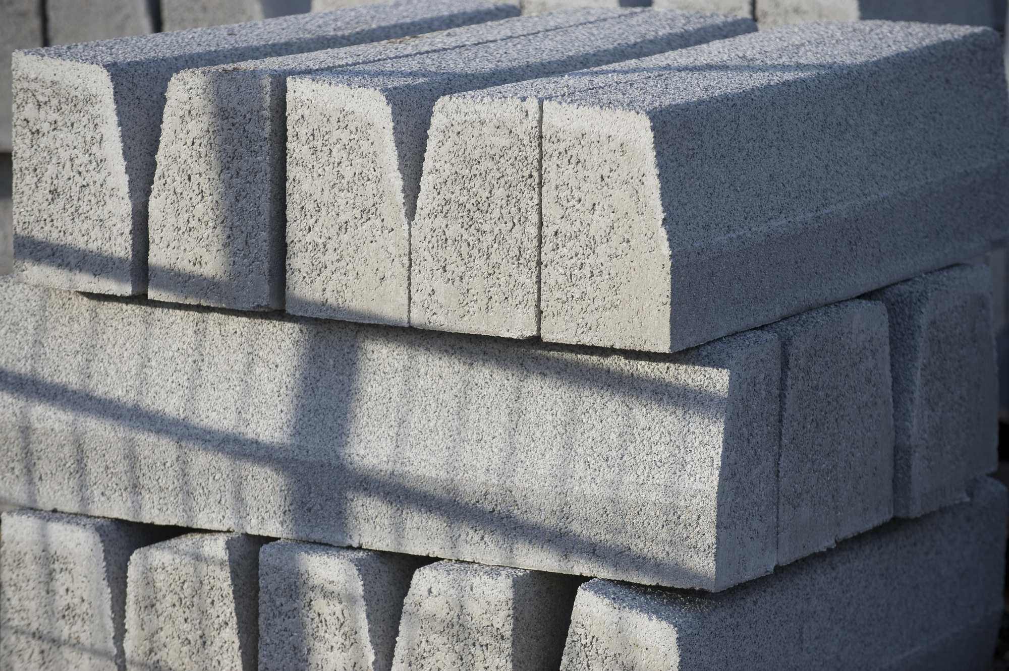 These lightweight polystyrene concrete blocks give for Styrofoam concrete blocks