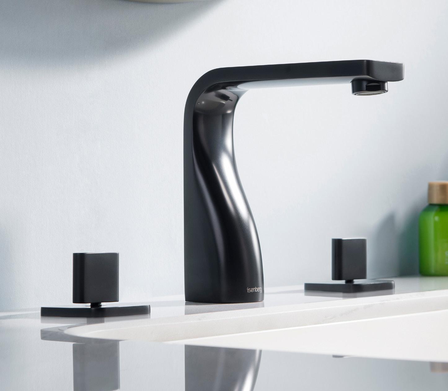 Isenberg Design Lab Launches Serie 260 Bath Faucets And Fixtures Builder Magazine