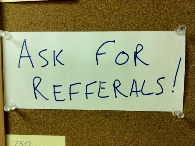 Ask for Referrals: Part 4 | Remodeling | referral
