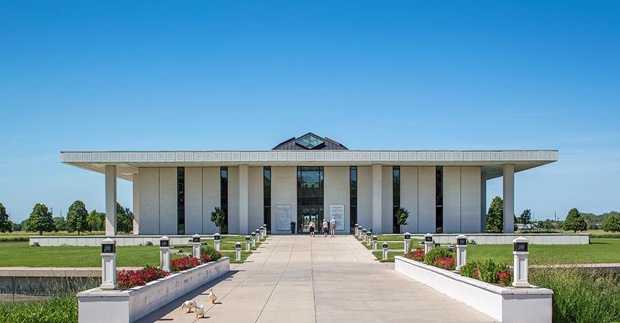 Stuhr Museum Of The Prairie Pioneer Architect Magazine