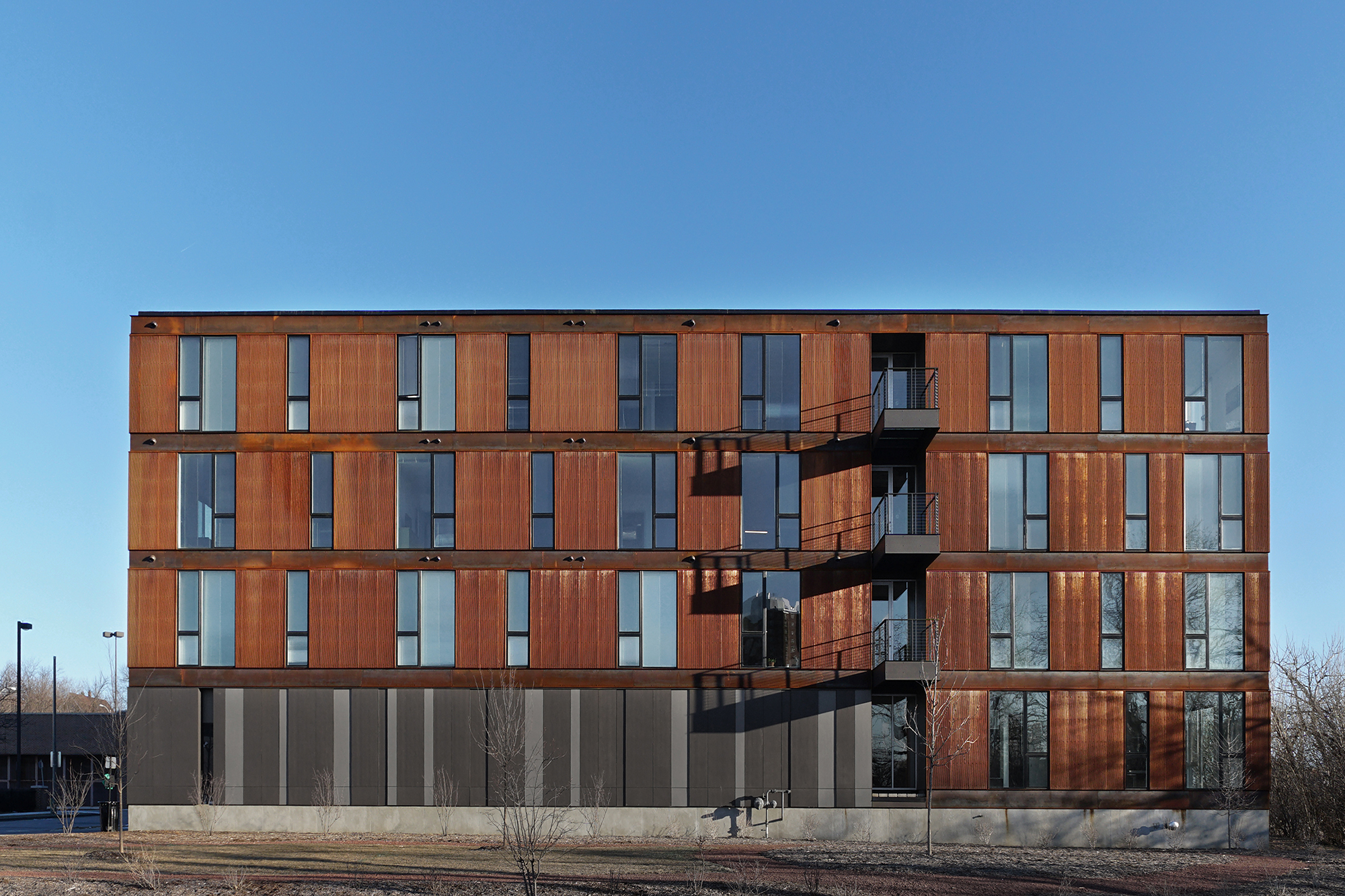 Belay MKE | Architect Magazine | Johnsen Schmaling Architects ...