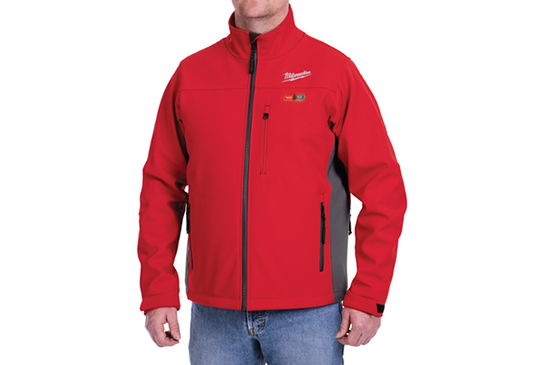 Milwaukee Heated Toughshell Jacket Tools Of The Trade Work Wear