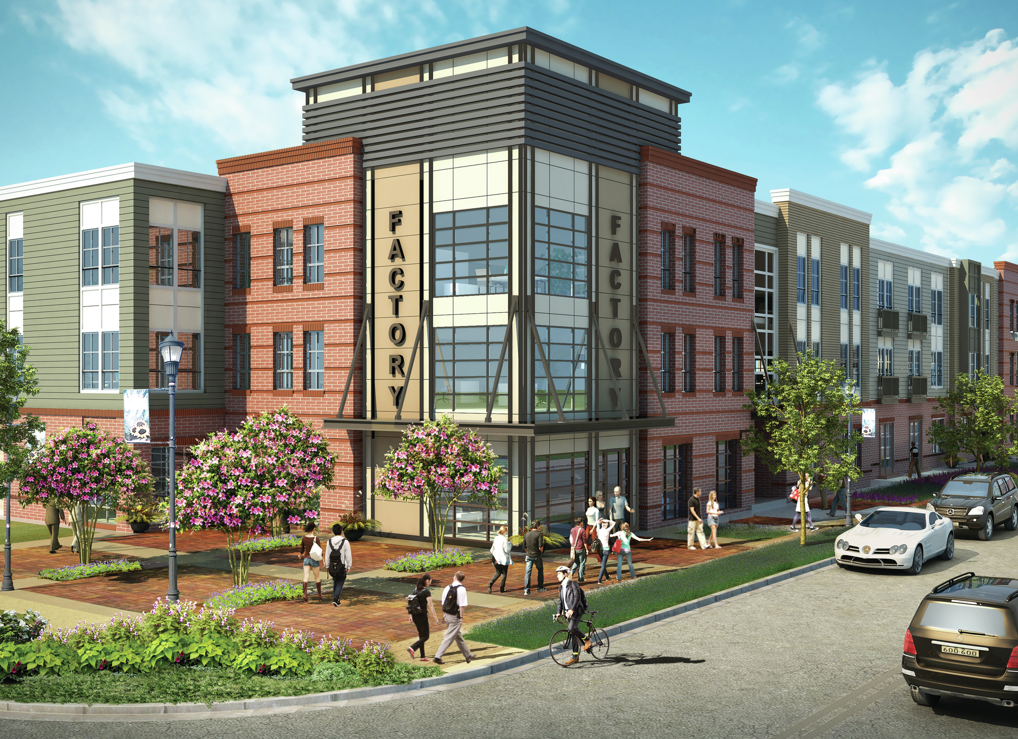 Walkable Apartment Community Debuts in Charleston, S.C ...