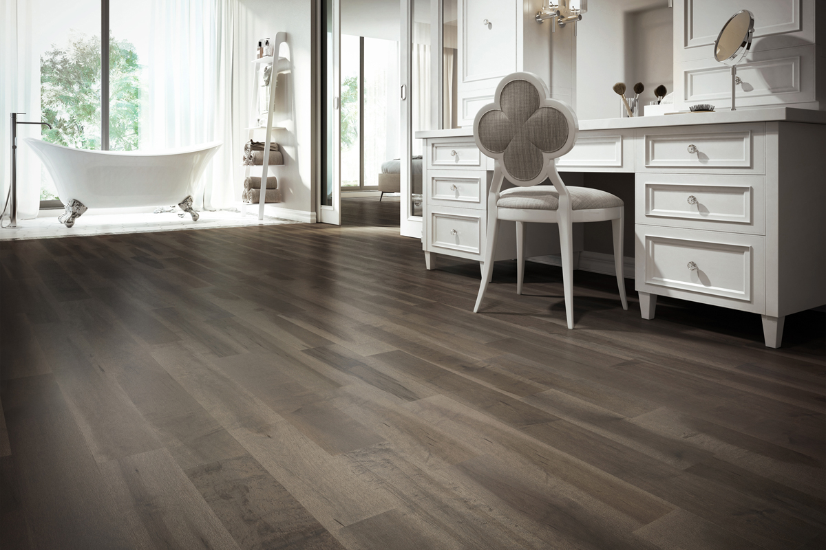 Four Environmentally Responsible Hardwood Floors Architect Magazine Products Sustaility Flooring Finishes And Surfaces Green Wood