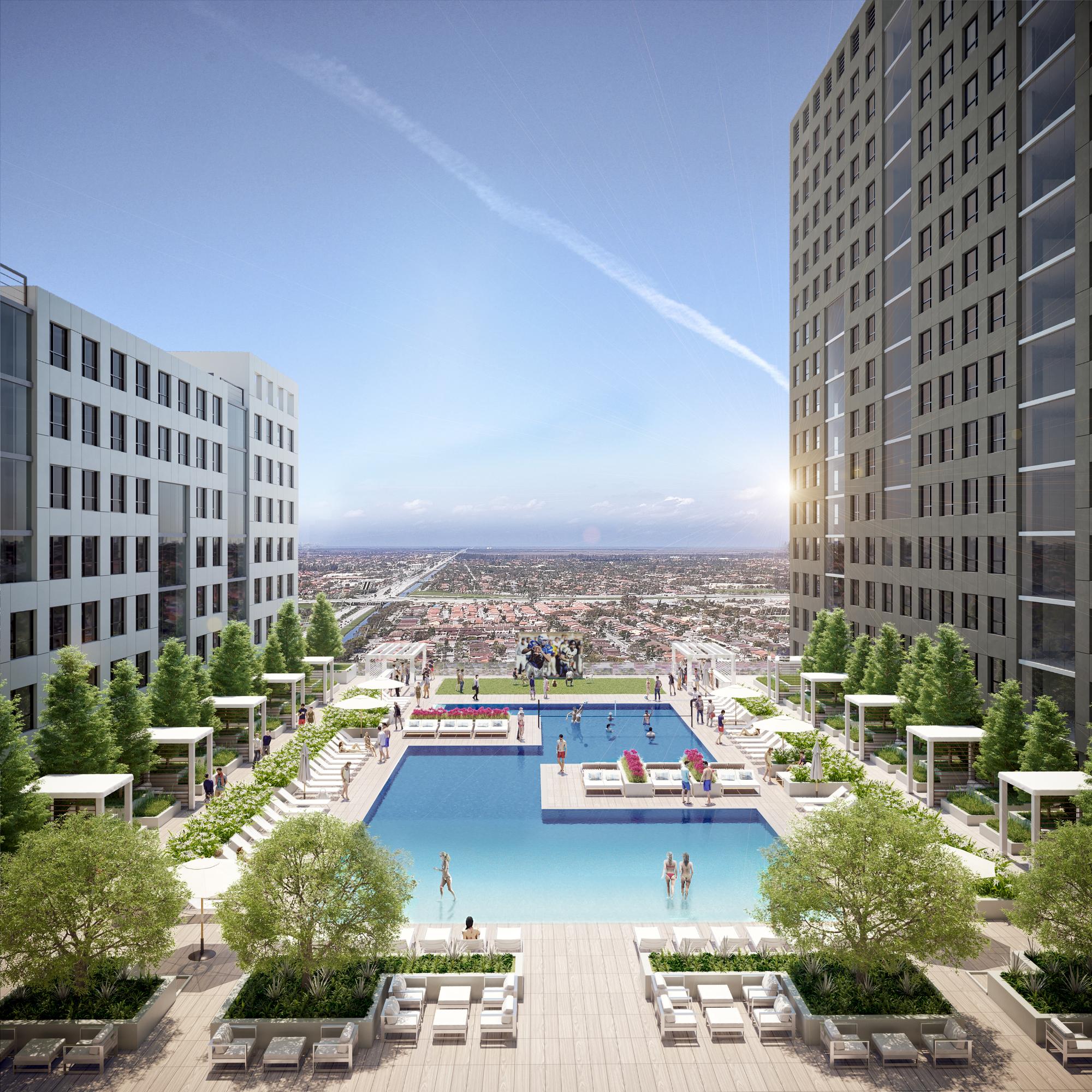 Miami Apartments: Miami's First Student Housing Condos Unveiled