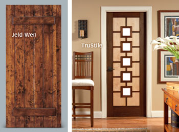 Interior doors prosales online wood interiors for Home depot office doors