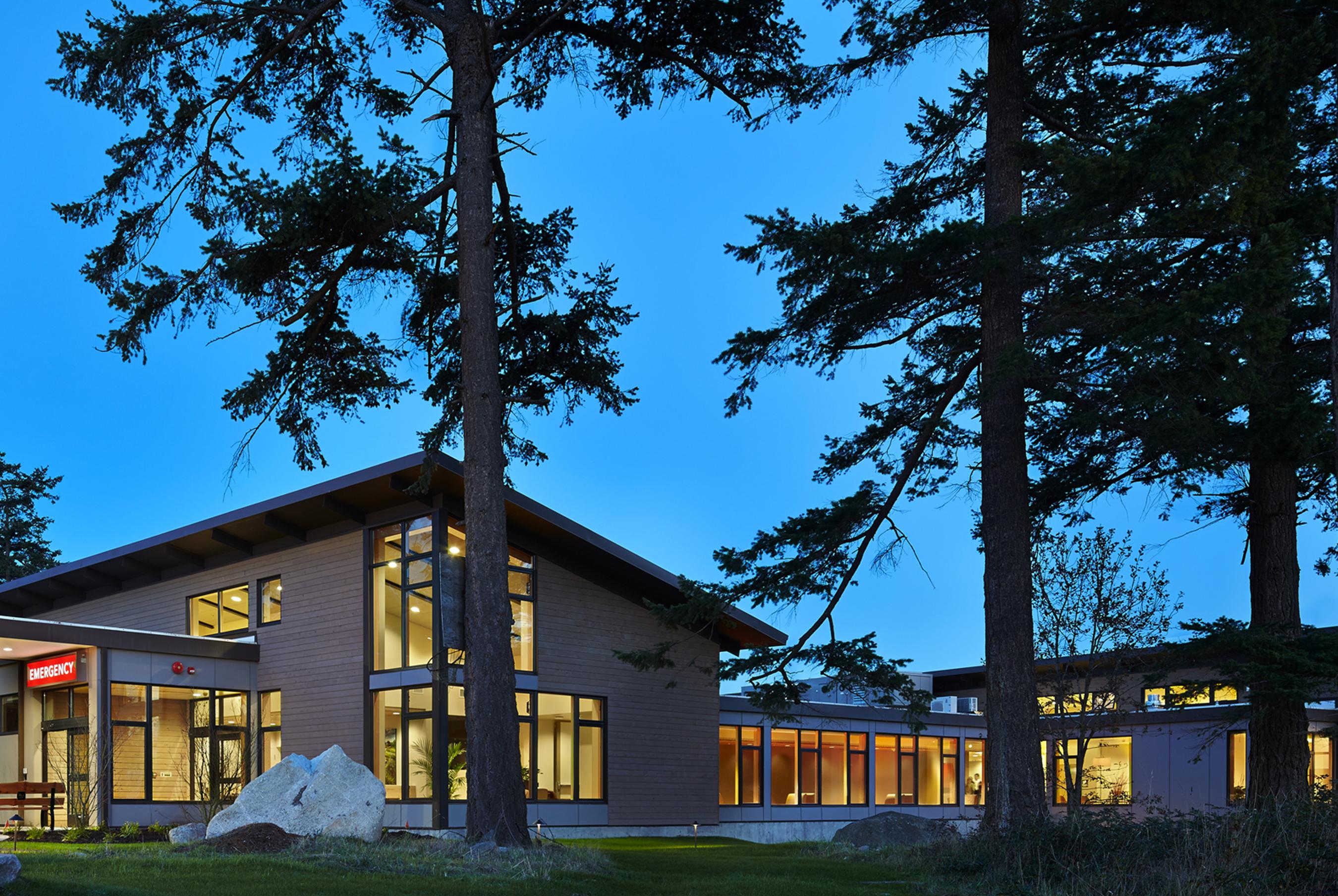 Peace Island Medical Center Architect Magazine