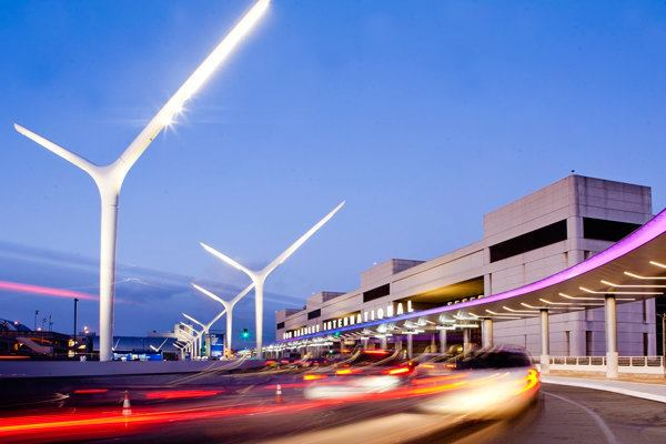 Light Takes Flight At Lax Architectural Lighting Magazine