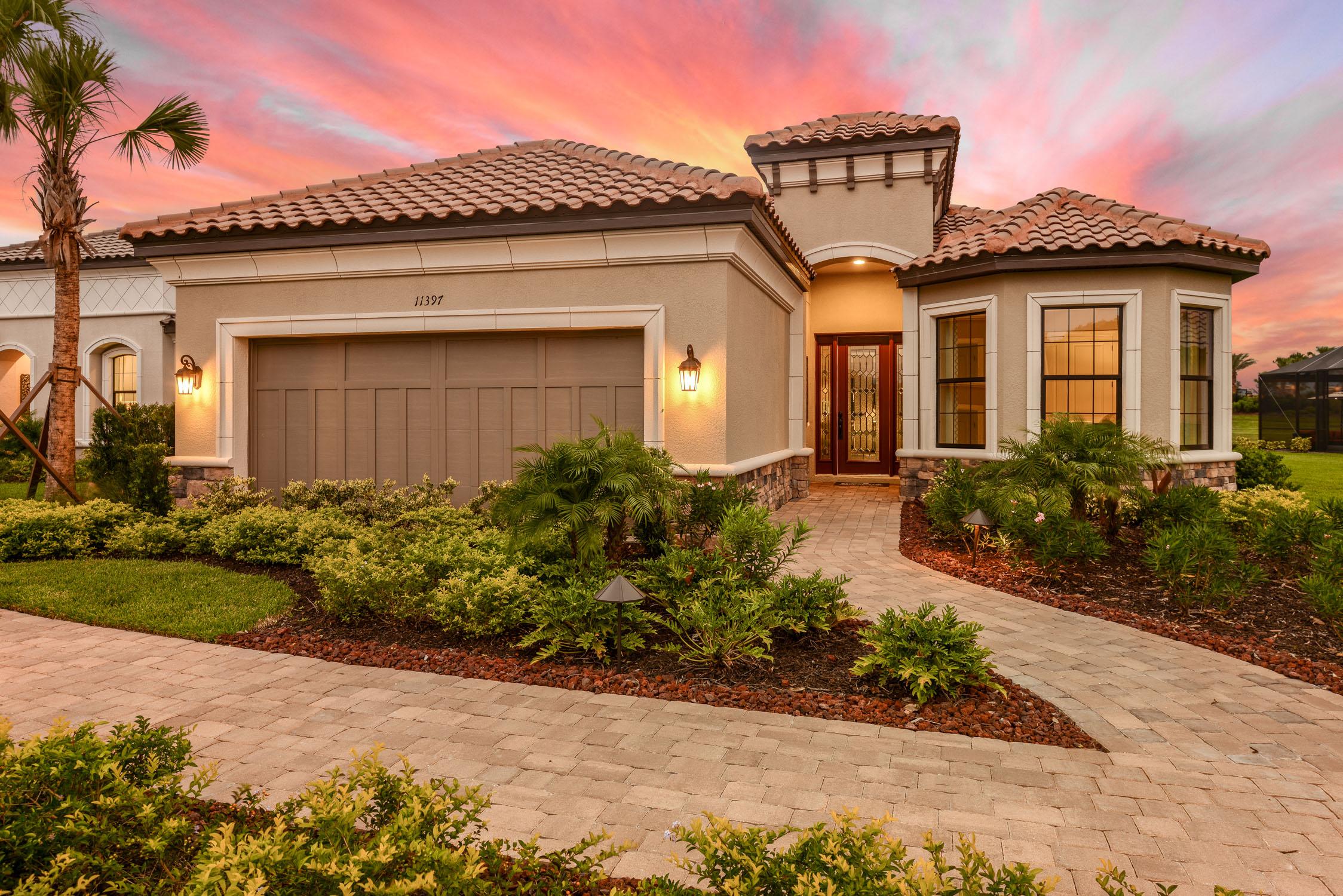 Taylor Morrison Announces Four Model Homes at