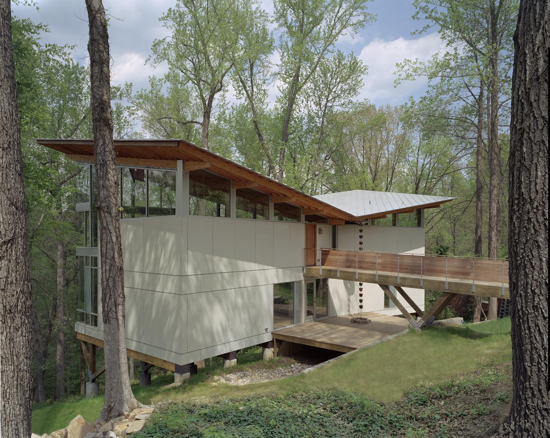 Strickland Ferris Residence Architect Magazine Frank