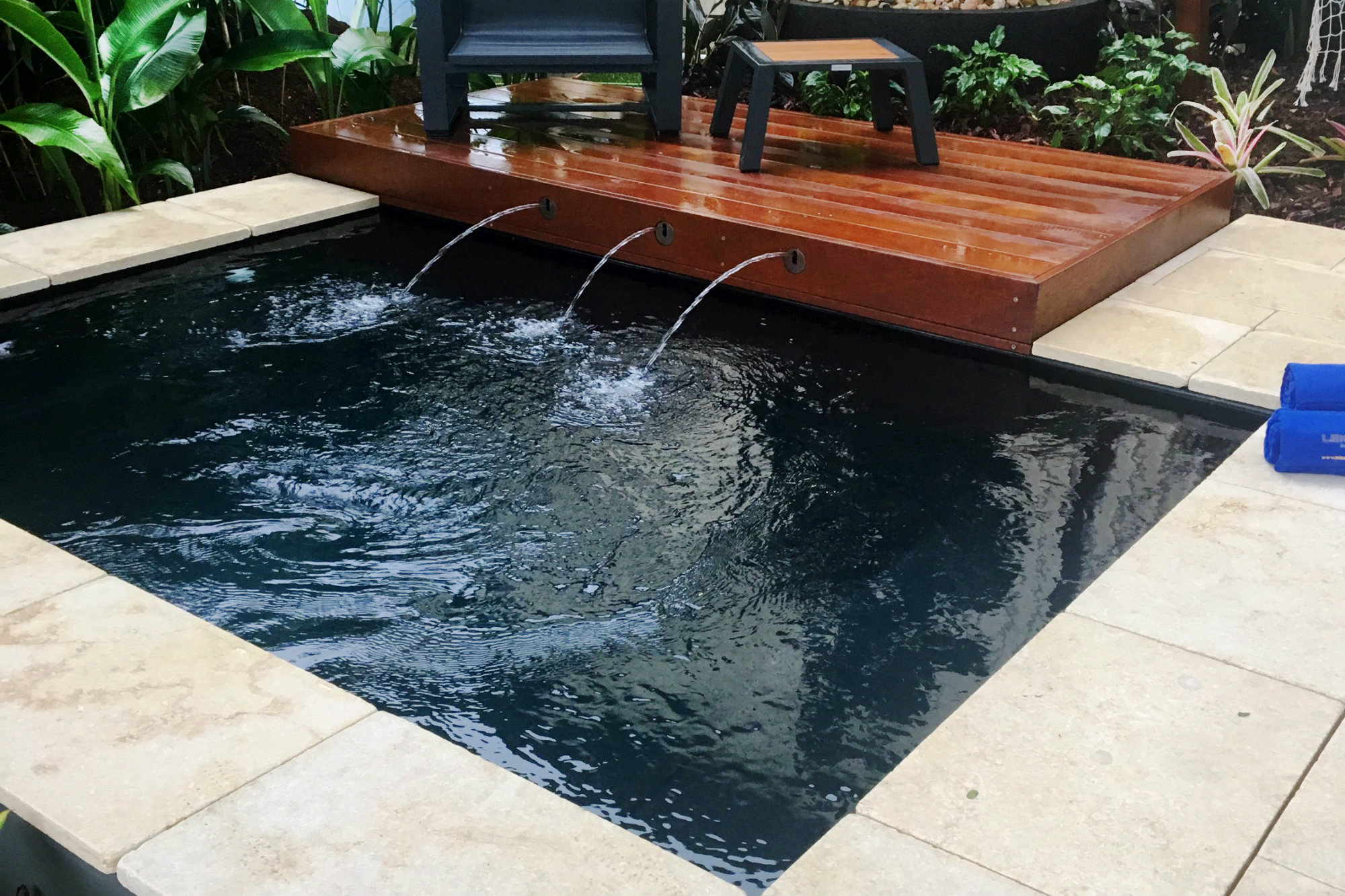 Leisure Pools New Fiji Plunge Took Inspiration From