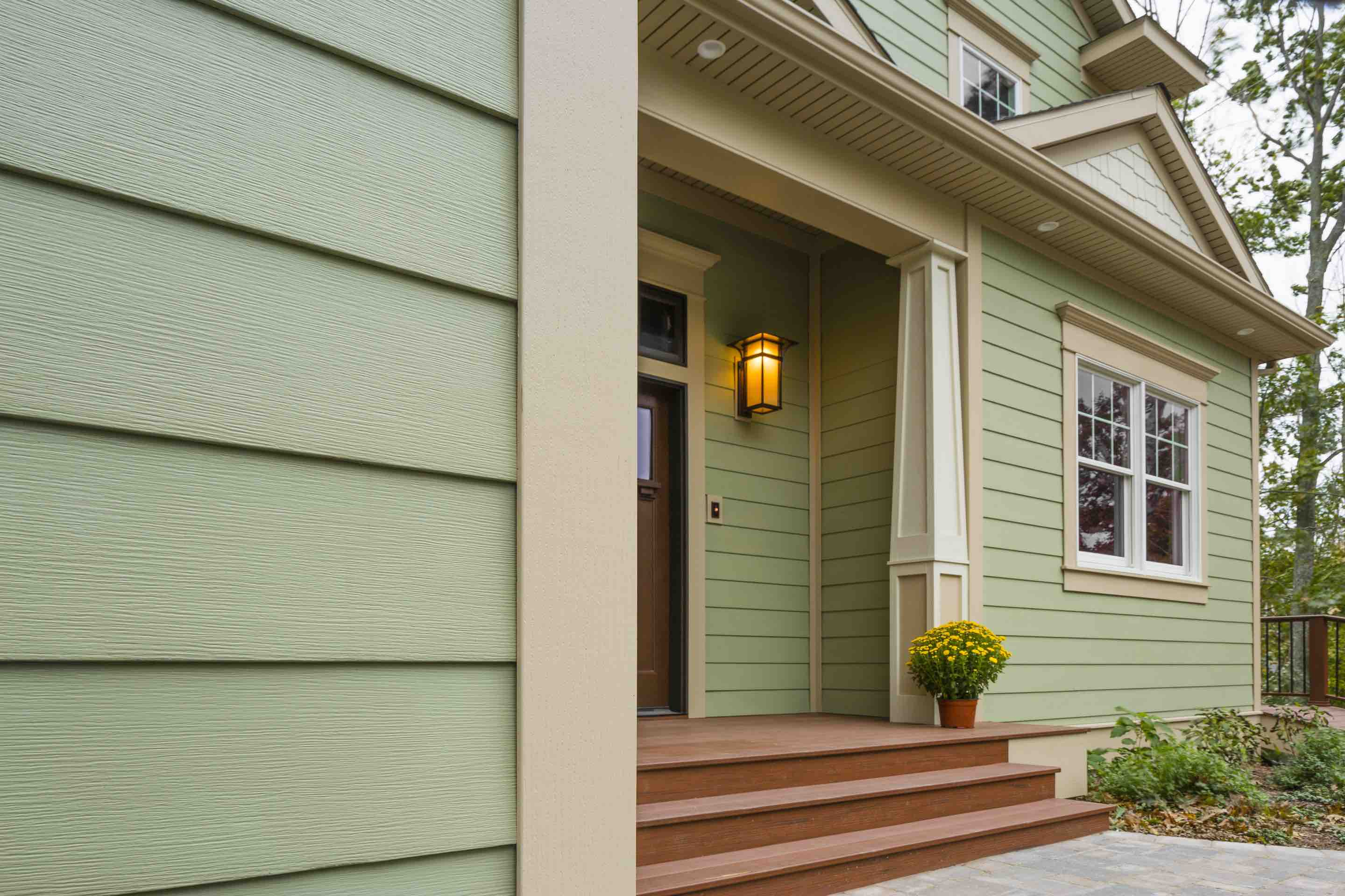 Siding Combines Durability And Authenticity Builder