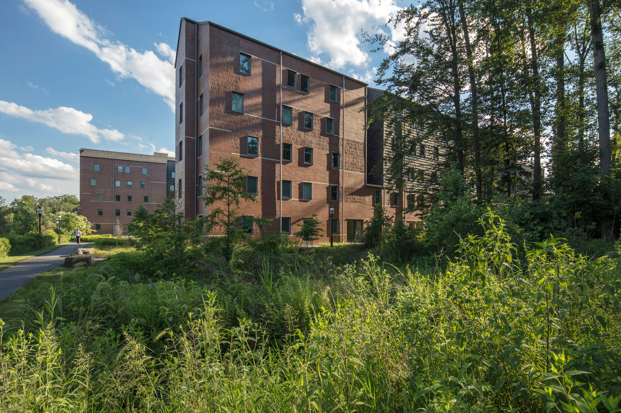 Princeton University Lakeside Graduate Housing Architect Magazine