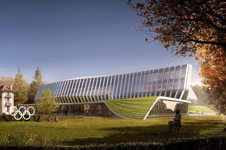Olympic House Architect Magazine