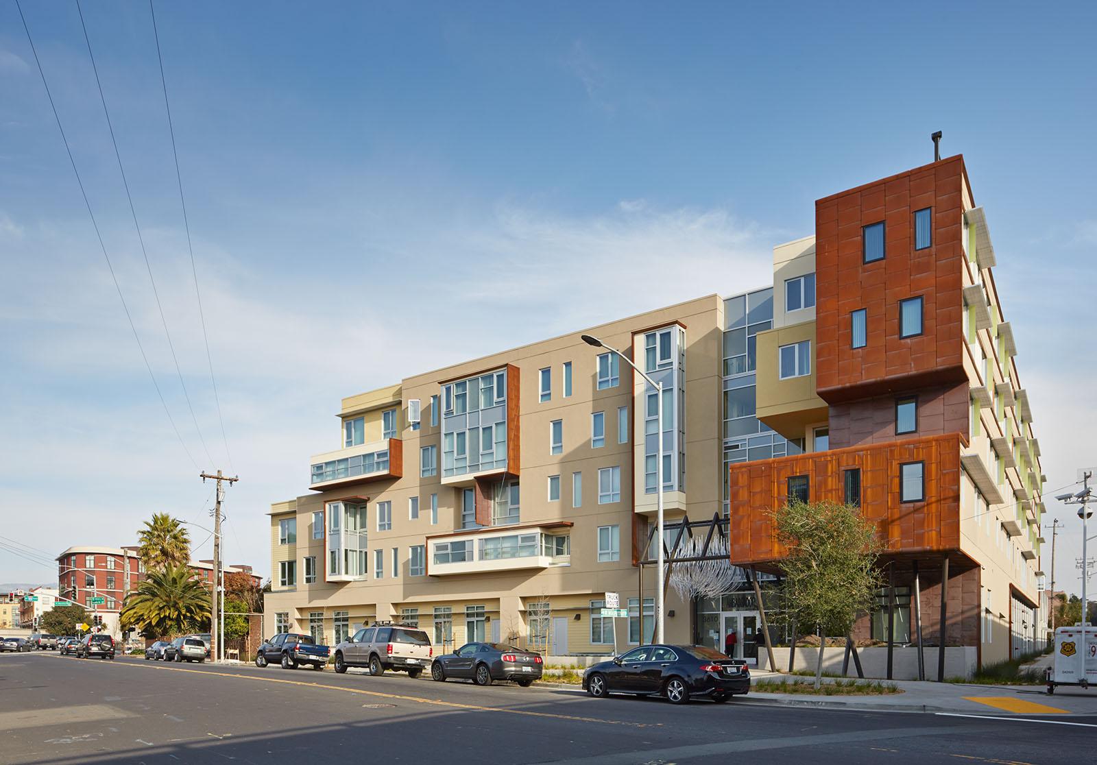 The Ambassador | Architect Magazine | Kava Massih Architects, Emeryville, CA, United States ...