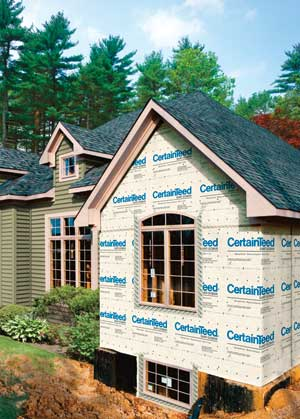 Certainteed Certawrap Weather Resistant Barrier Prosales