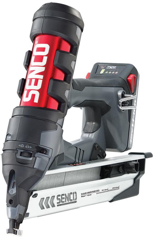 Tools Up Close: 16-Gauge Fusion Nailer | Tools of the Trade | Nail ...