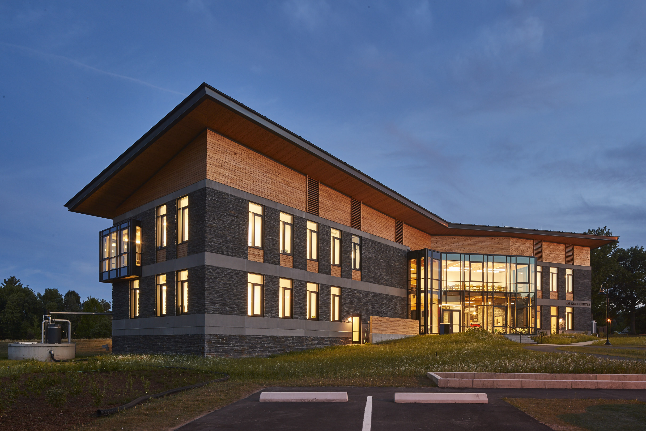 R. W. Kern Center, Hampshire College | Architect Magazine ...