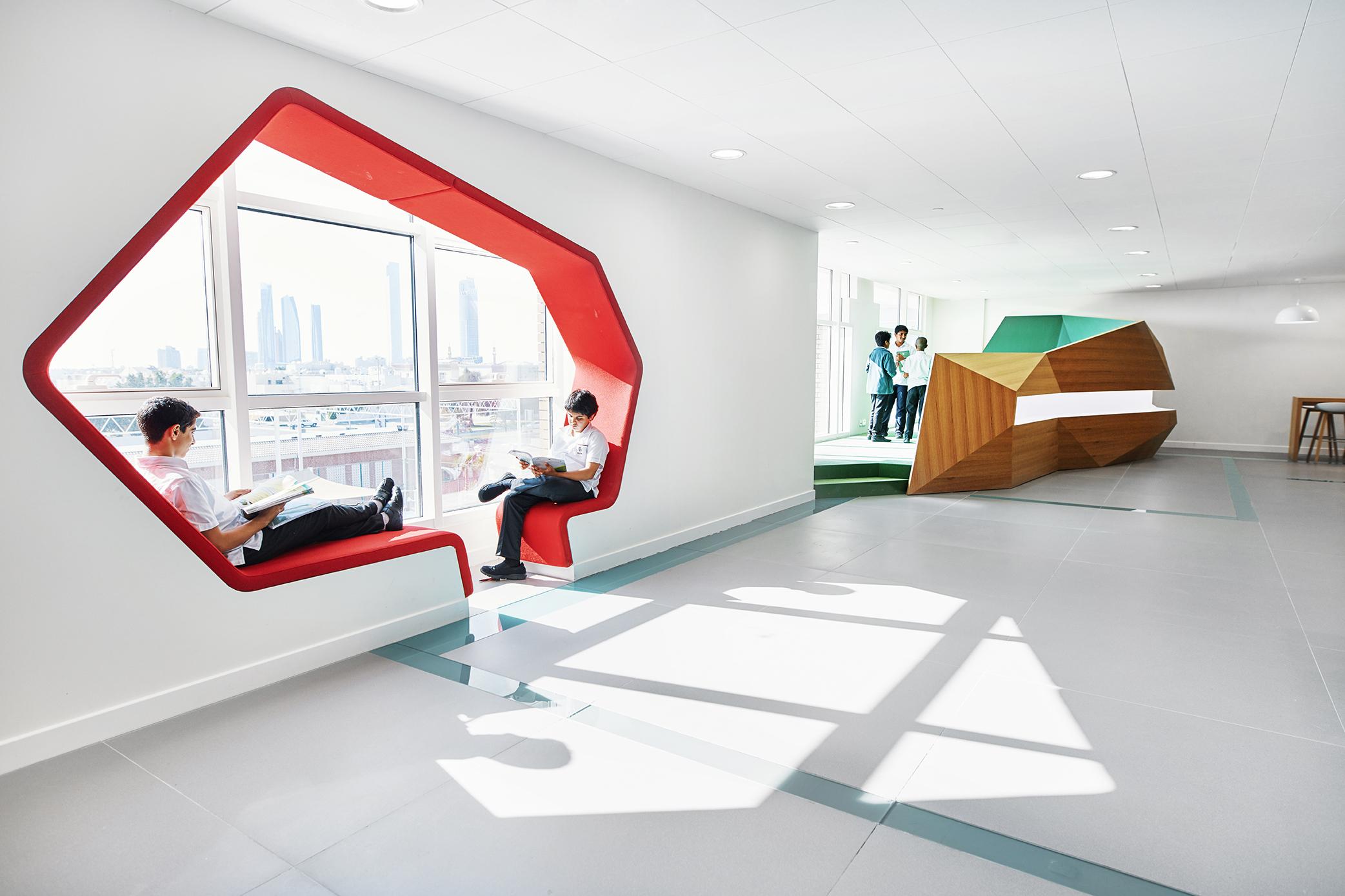 Sheikh Zayed Private Academy Architect Magazine