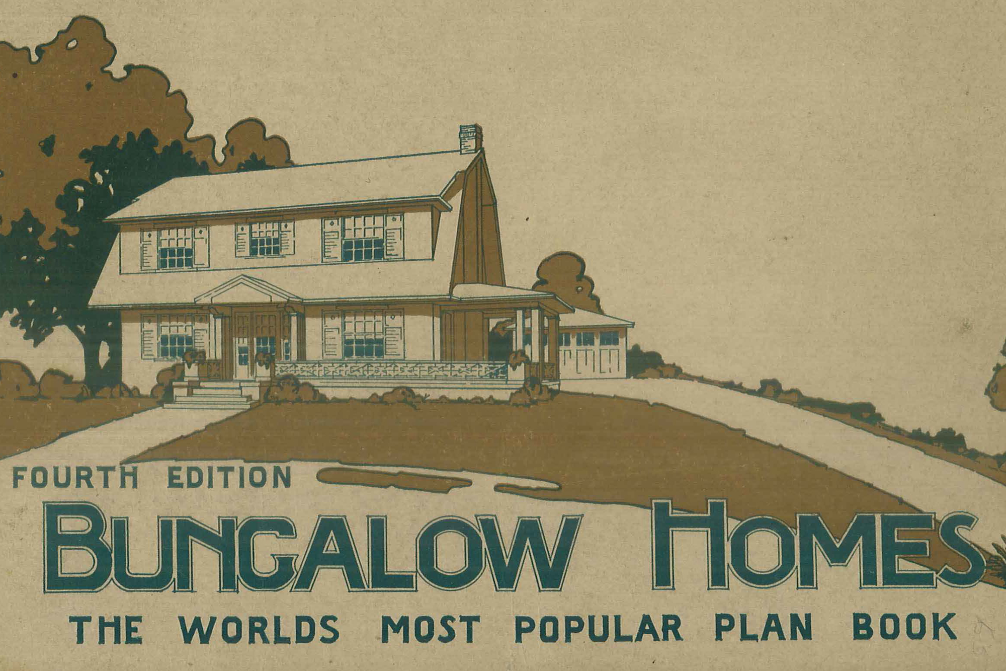 The Bungalow Small House Big Porch