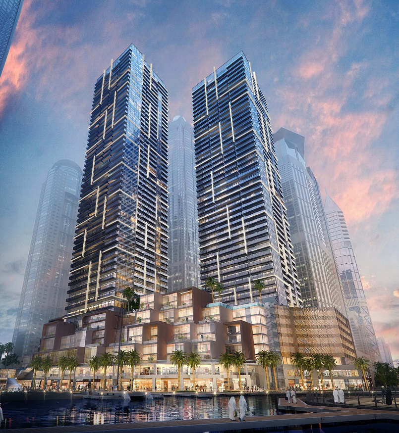 The Residences At Marina Gate Architect Magazine Aedas