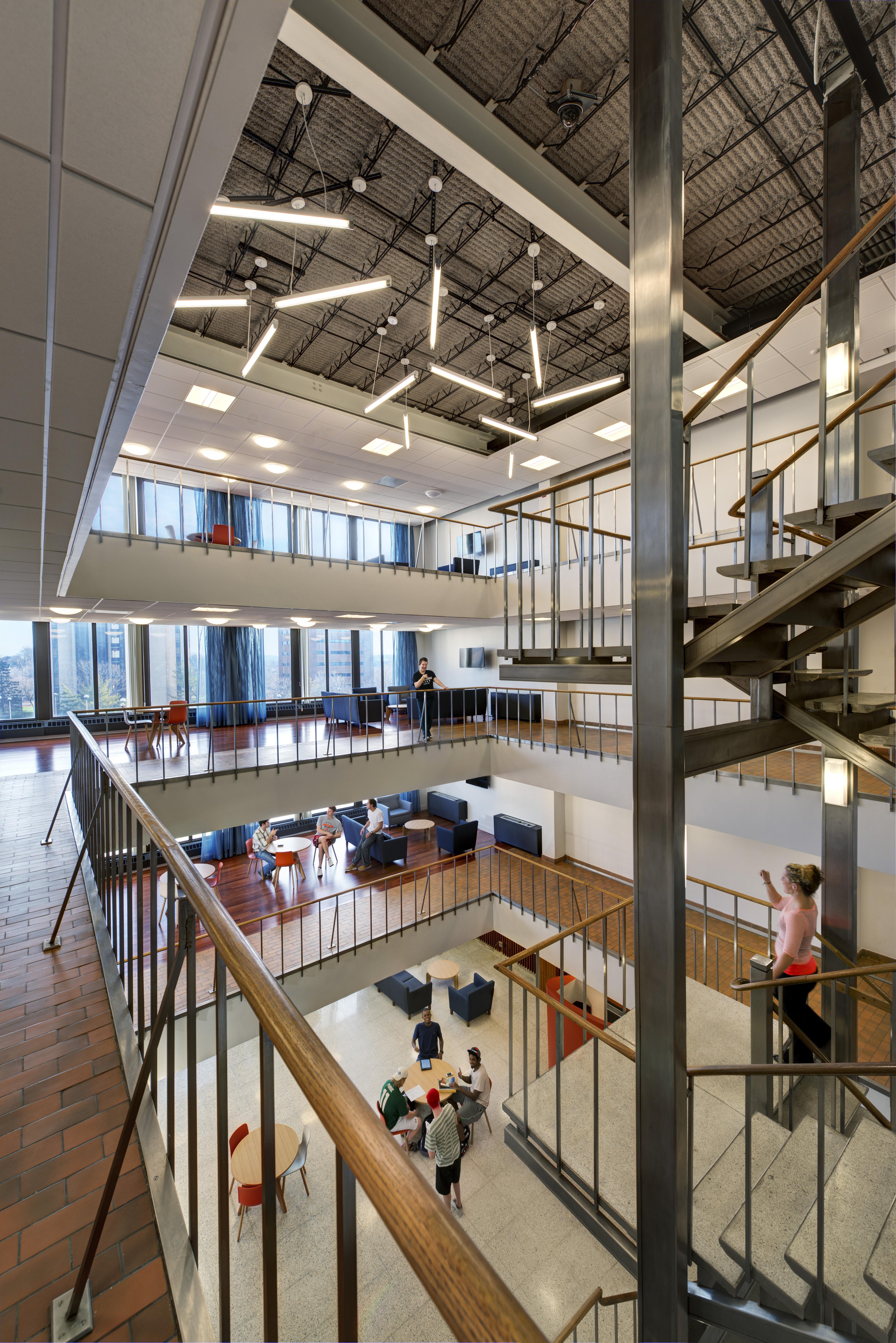 Gallaudet University Residence Hall Renovations