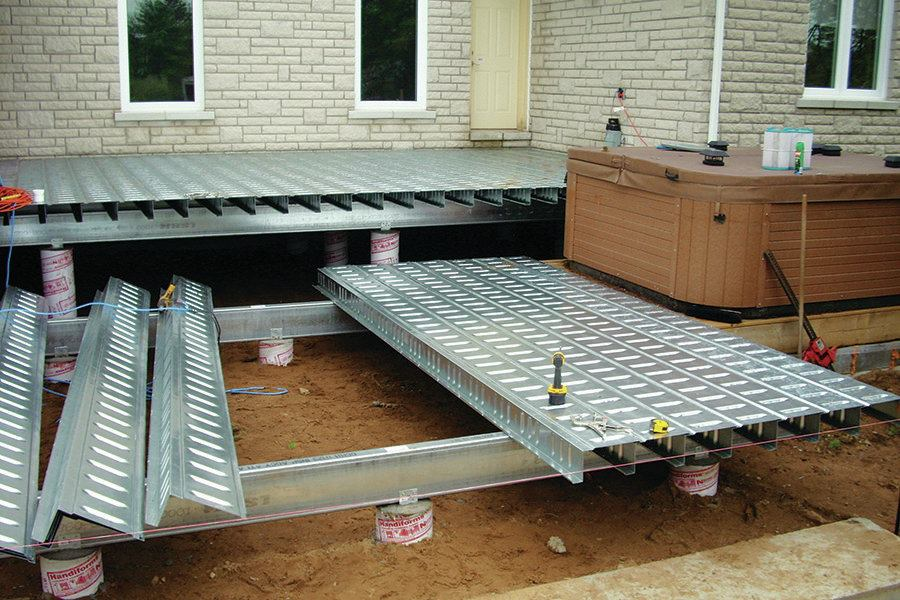 Paverdeck Decking Professional Deck Builder