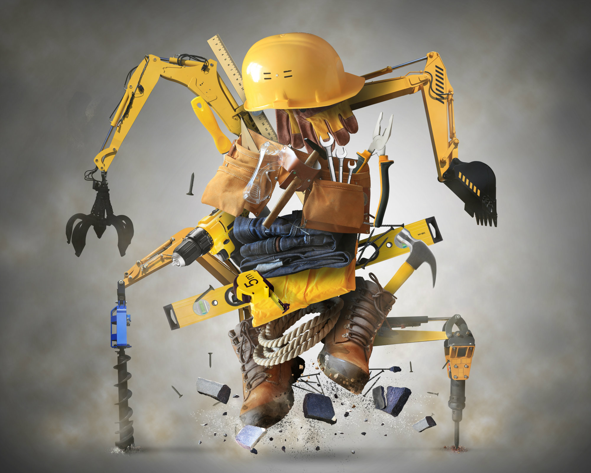 Bionic Construction Workers May Enter Jobsites Soon