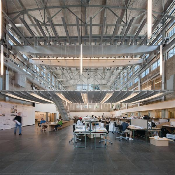 Hinman Research Building Rehabilitation Adaptive Use Architect Magazine Lord Aeck Sargent