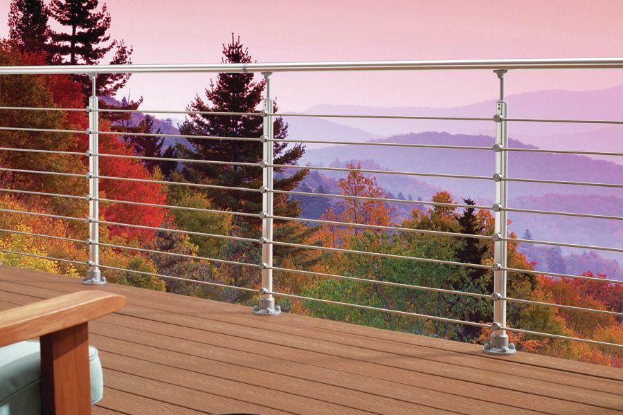 Dolle Prova Railing Systems Professional Deck Builder