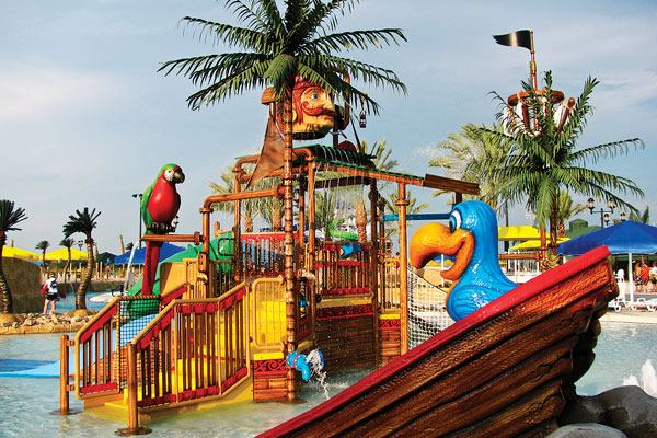 Pirate's Bay Waterpark| Aquatics International Magazine